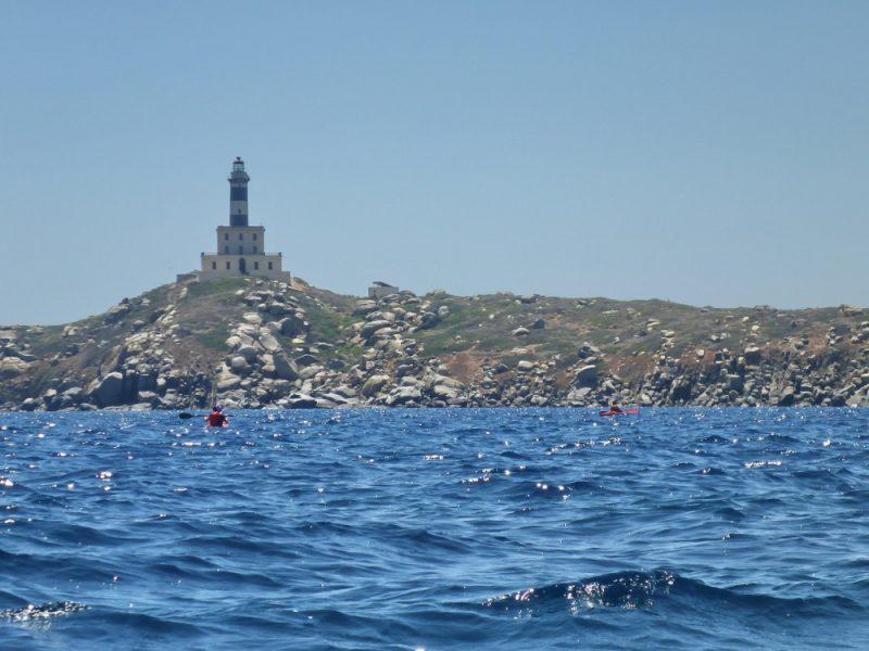 Il Faro dell'Isola dei Cavoli