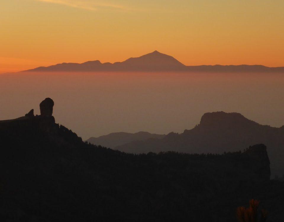 Il Teide e Roque Nublo