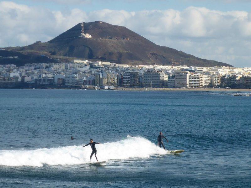 Las Palmas e Surf - foto Marco Marrosu