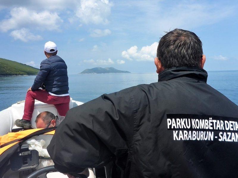 DestiMED Albania, in viaggio nel parco Karaburun Sazan - foto Marco Marrosu