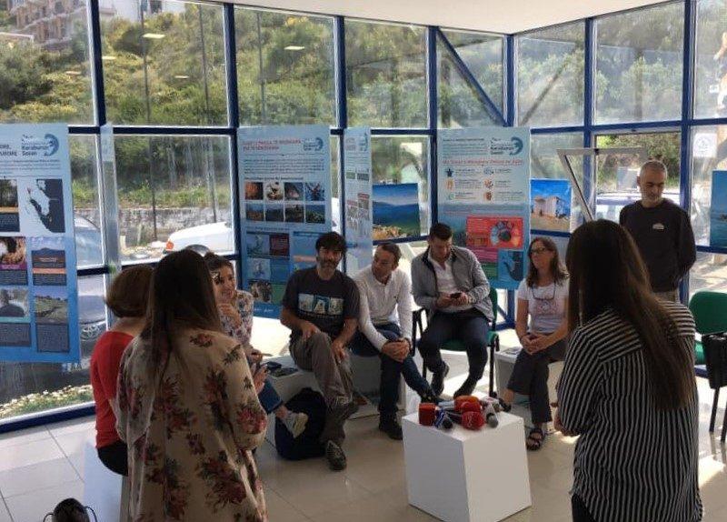 Intervista a Marco Marrosu e al team di esperti in Albania
