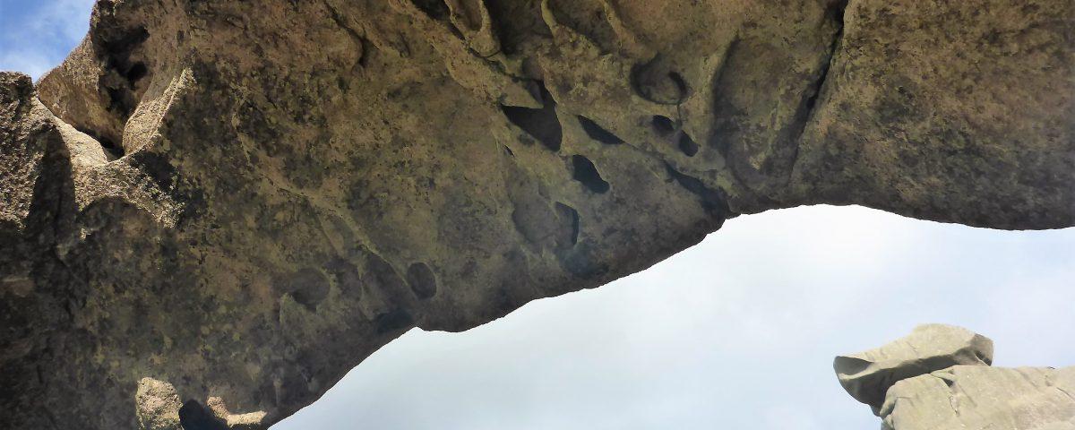 """Istituito in Sardegna il Monumento Naturale Regionale """"Arco e Punta sa Berritta-Supràppare"""" con la collaborazione del Naturalista Gian Marco Marrosu"""
